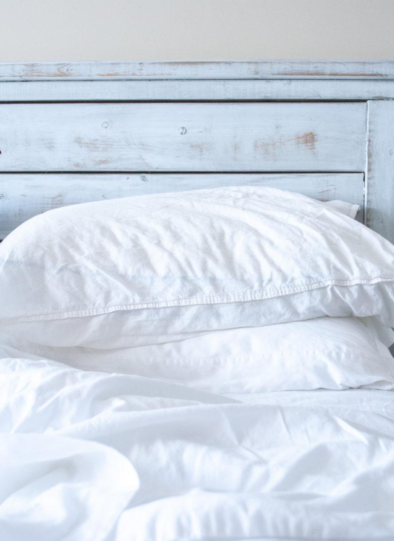 4 Bedtime Habits for Tired Moms